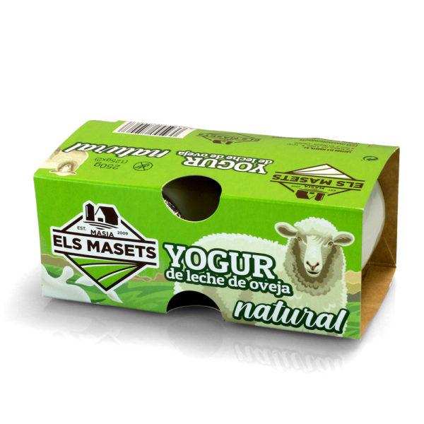 yogur oveja natural els masets